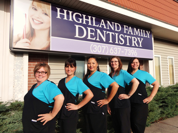Cheyenne Dental Staff